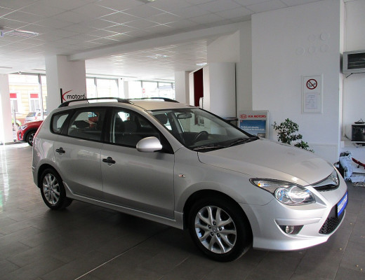 Hyundai i30 CW 1,4 CVVT Europe plus bei k-motors in