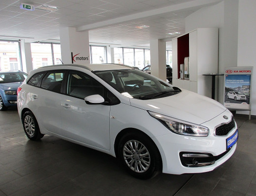 KIA cee'd SW 1,6 CRDi Team Austria Edition bei k-motors in