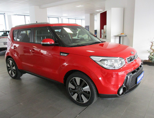 KIA Soul 1,6 GDI Gold bei k-motors in