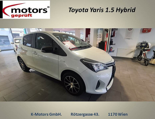 Toyota Yaris 1,5 VVT-i Hybrid Active bei k-motors in