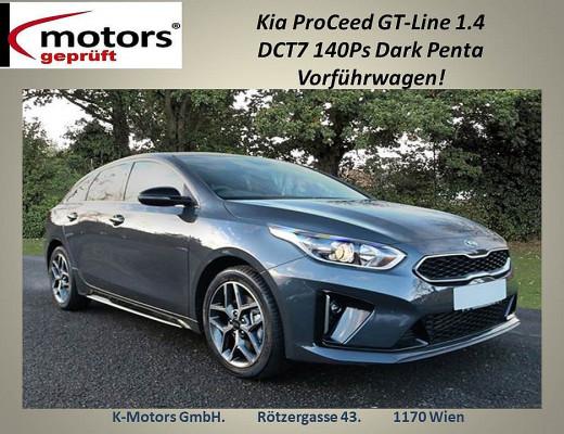 KIA pro ceed 1,4 TGDI GPF GT-Line DCT Aut. bei k-motors in