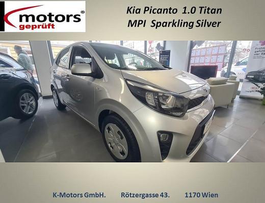 KIA Picanto 1,0 MPI Titan bei k-motors in